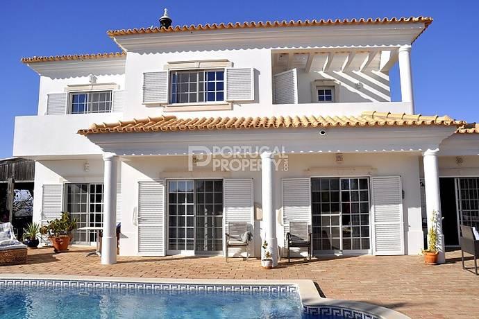 Bild: villa på Loule, Portugal