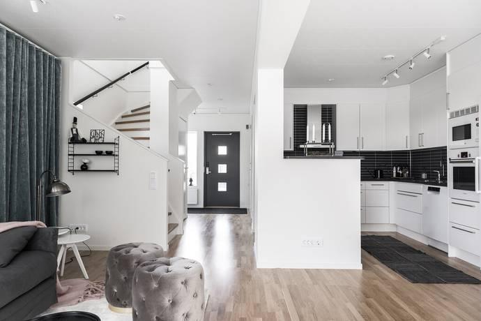 Bild: 5 rum bostadsrätt på Brf Bränninge Vidder, Habo kommun Bränninge