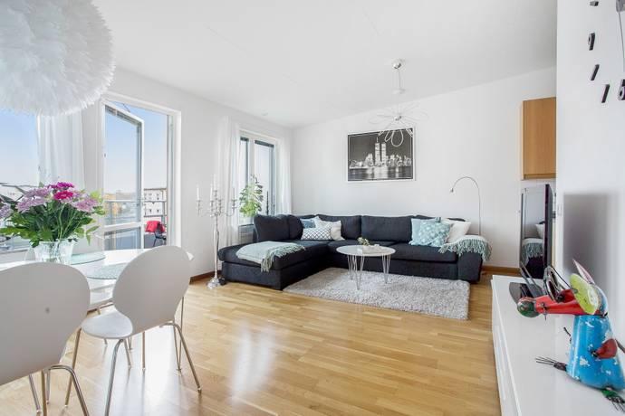 Bild: 2 rum bostadsrätt på Börjegatan 55, Uppsala kommun Luthagen/Stabby