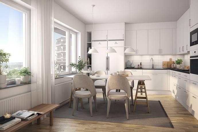 Bild: 4 rum bostadsrätt på Solgårdsterrassen 17, Stenungsunds kommun