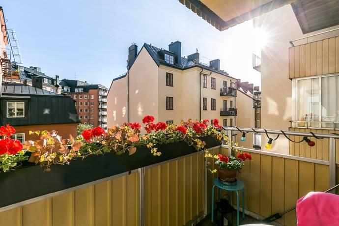 Bild: 2 rum bostadsrätt på Södermannagatan 37, 3 tr, Stockholms kommun Södermalm - Nytorget