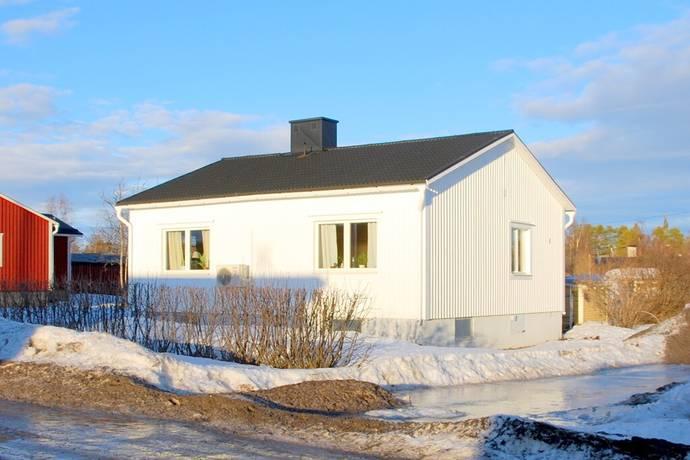 Bild: 3 rum villa på Järnvägsgatan 43, Arvidsjaurs kommun Arvidsjaur