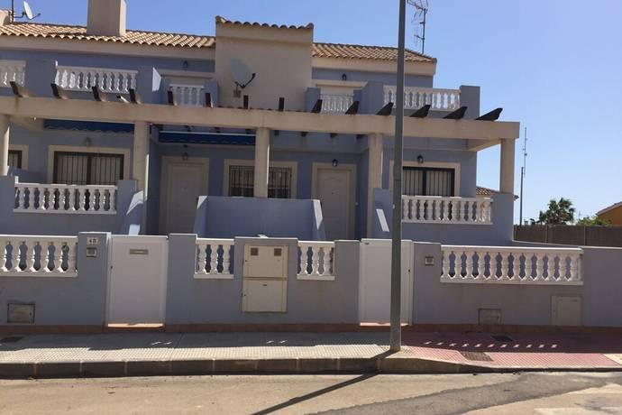 Bild: 4 rum radhus på Charmigt radhus med havsutsikt!, Spanien El Carmoli/Mar Menor - Murcia