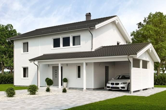 Bild: 6 rum villa på Sleipners väg, Midgårdsvägen (143), Laholms kommun Skummeslövsstrand