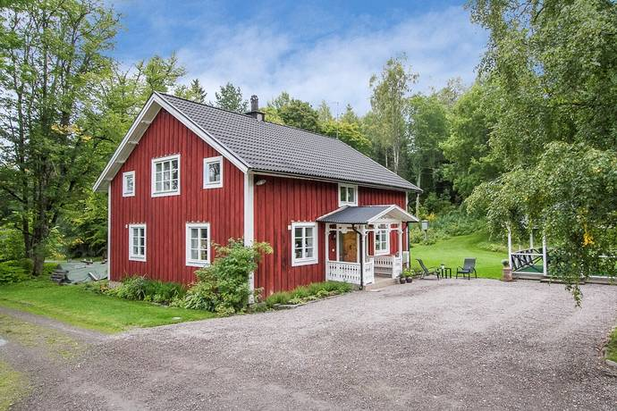 Bild: 5 rum villa på Björkmo 417 Östra Berg, Karlskoga kommun Granbergsdal