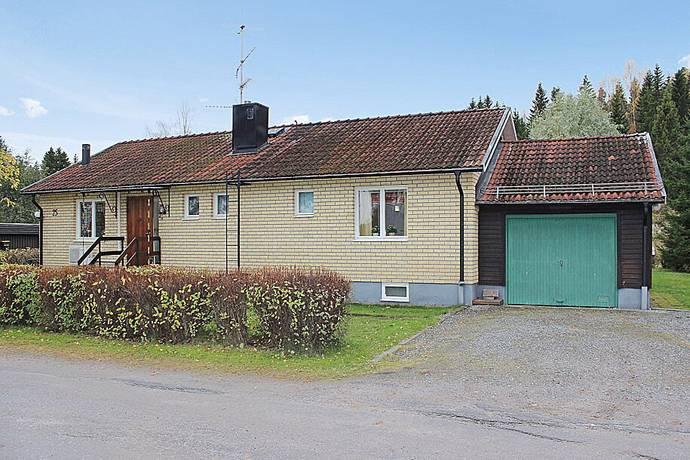 Bild: 6 rum villa på Ovanbergsvägen 25, Kramfors kommun Väja