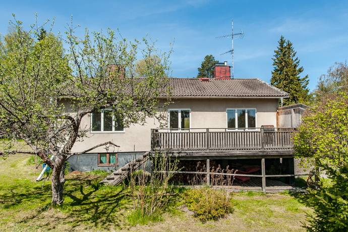 Bild: 5 rum villa på Björkvägen 6, Norrtälje kommun Hallstavik