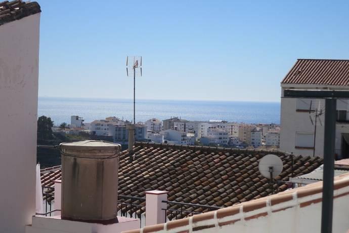 Bild: 5 rum bostadsrätt på Fint townhouse med härlig utsikt, Spanien Torrox Pueblo