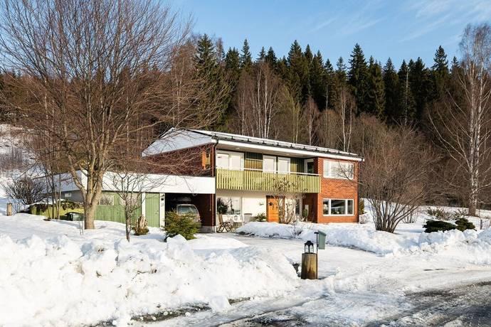 Bild: 6 rum villa på Gunillavägen 23, Örnsköldsviks kommun Själevad