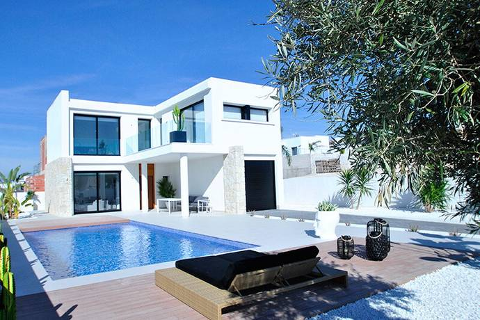 Bild: 5 rum villa på Marina Villas XIV- AC_Guadamar, Spanien Alicante