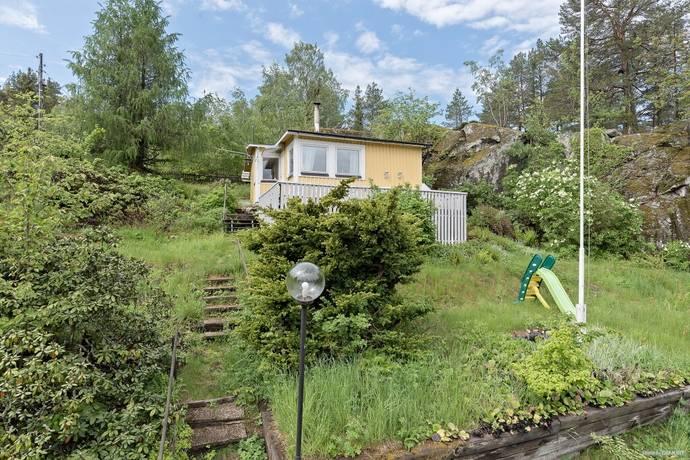 Bild: 2 rum fritidshus på Kråkbärsstigen 6, Norrköpings kommun Skriketorp