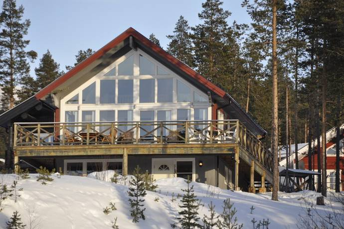 Bild: 6 rum villa på Björnrike Fjällsoppstigen 3, Härjedalens kommun Björnrike/Björnvallen