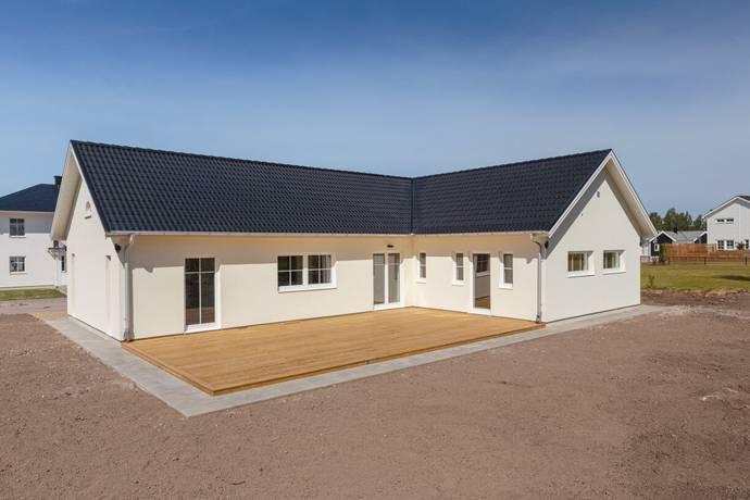 Bild: 4 rum villa på Aspvägen 1, Alvesta kommun