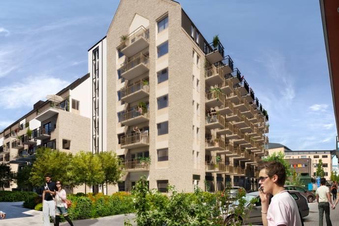 Bild: 1 rum bostadsrätt på Einar Hansens Esplanad 20 A, Malmö kommun