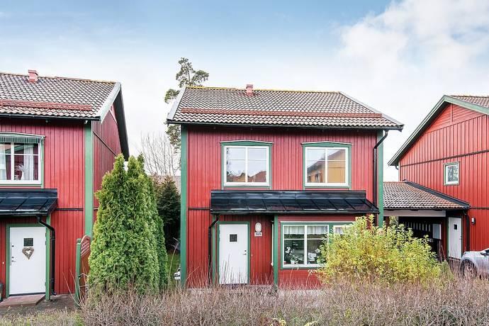 Bild: 6 rum radhus på Herrhagsvägen 289, Uppsala kommun Herrhagen