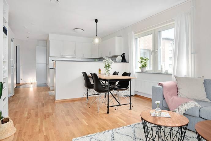 Bild: 2 rum bostadsrätt på Porfyrvägen 3C, Umeå kommun Gimonäs
