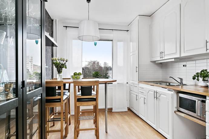 Bild: 2 rum bostadsrätt på Önskevädersgatan 53, Göteborgs kommun Biskopsgården