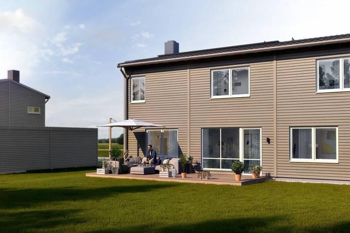 Bild: 6 rum villa på Kaktusvägen 7, Upplands-Bro kommun Bro