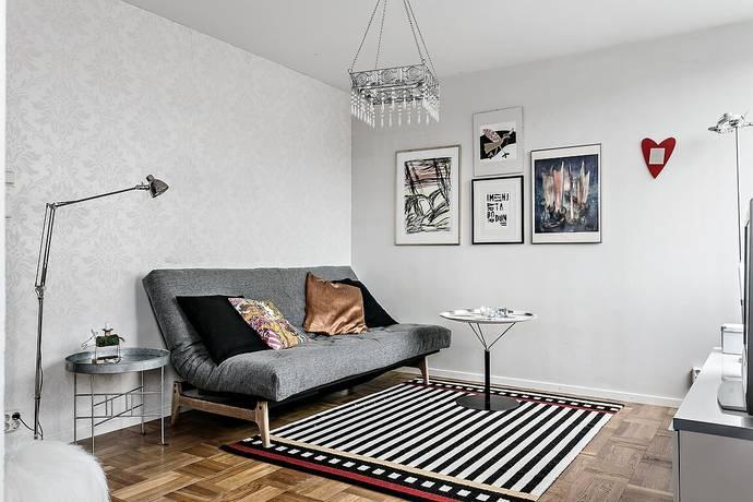 Bild: 1 rum bostadsrätt på Marklandsgatan 61, Göteborgs kommun Högsbo