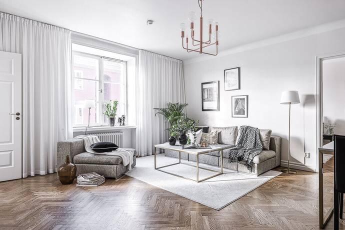 Bild: 3 rum bostadsrätt på Norrbackagatan 26, 3 tr, Stockholms kommun Birkastan Vasastan