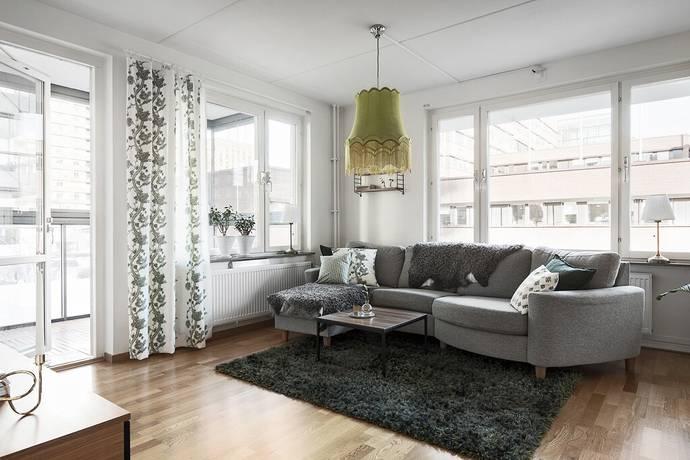 Bild: 3 rum bostadsrätt på Lindhagensterrassen 19, vån 6, Stockholms kommun Kungsholmen