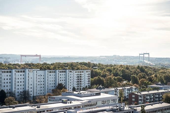 Bild: 5 rum bostadsrätt på Blåsvädersgatan 8, Göteborgs kommun Hisingen