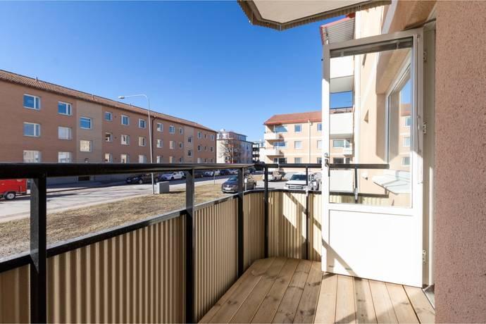 Bild: 2 rum bostadsrätt på Byggmästargatan 10A, Uppsala kommun Salabacke