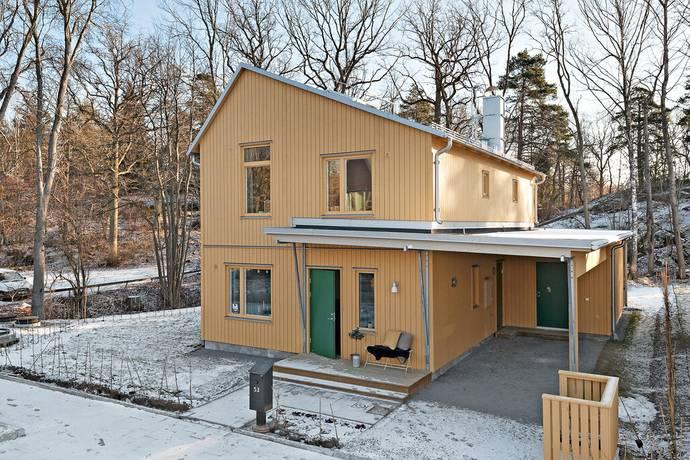 Bild: 6 rum villa på Fanny Brates väg 53, Stockholms kommun