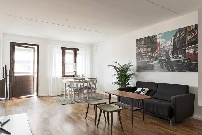 Bild: 3,5 rum bostadsrätt på Grusåsgränd 162, Stockholms kommun Enskede / Enskededalen