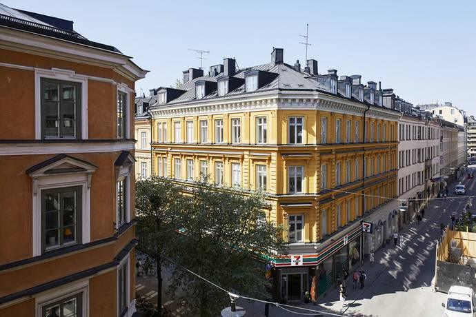 Bild: 4 rum bostadsrätt på Grev Turegatan 22, Stockholms kommun Östermalm