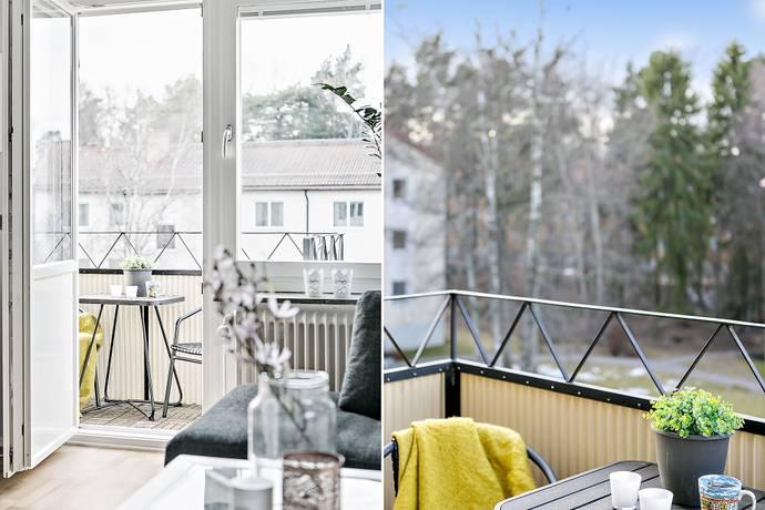 Bild: 3 rum bostadsrätt på Selebovägen 7, 3tr, Stockholms kommun Svedmyra/Enskede
