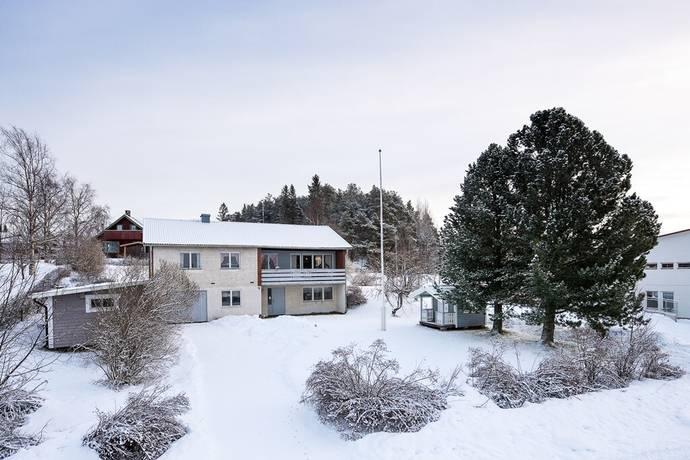 Bild: 5 rum villa på Lundsvägen 4, Östersunds kommun Orrviken