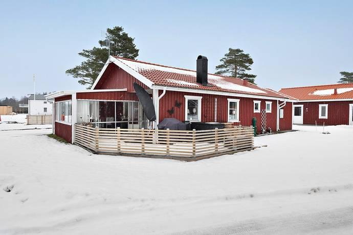 Bild: 3 rum bostadsrätt på Mjälenhöjden 1R, Ljungby kommun