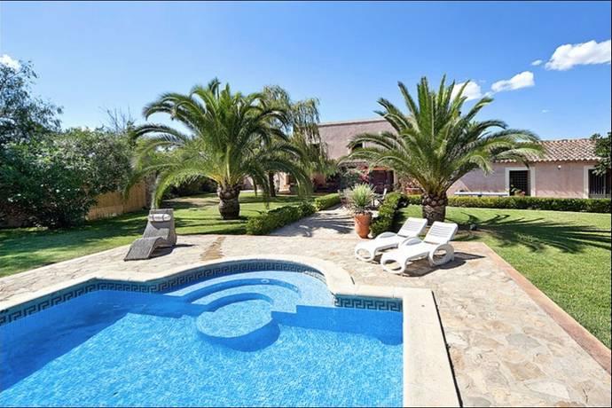 Bild: 6 rum villa på Villa, Mallorca - Santa Eugènia, ES, Spanien Santa Eugnia