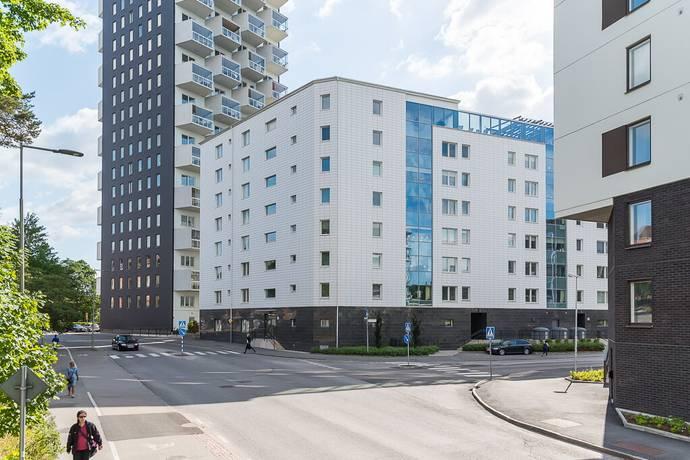 Bild: 3 rum bostadsrätt på Kyrkogårdsgatan 12, Borås kommun Druvefors