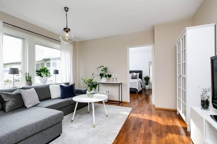 Bild: 2 rum bostadsrätt på Sveavägen 2 B, Örebro kommun Centralt Öster