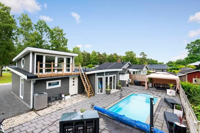 Bild: 4 rum villa på Champinjonvägen 8441, Sölvesborgs kommun Tredenborg