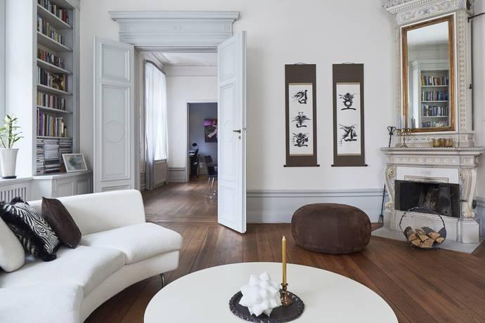Bild: 4 rum bostadsrätt på Grev Magnigatan 5, Stockholms kommun Östermalm