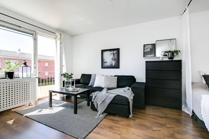 Bild: 1 rum bostadsrätt på Prostvägen 6, Örebro kommun Almby