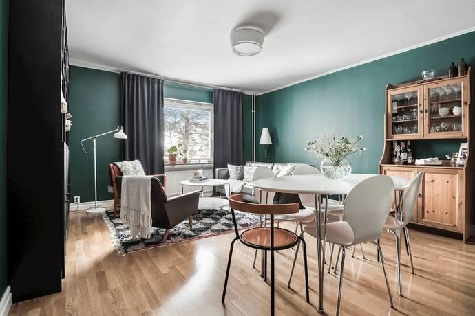 Bild: 3 rum bostadsrätt på Nydalavägen 14, Umeå kommun Berghem