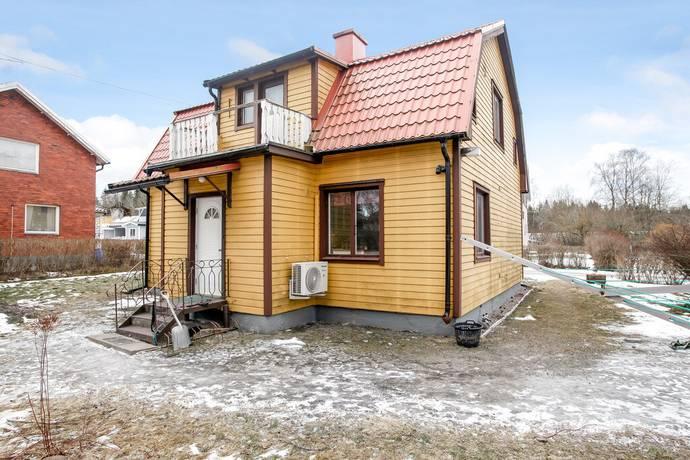 Bild: 5 rum villa på Ringvägen 15, Älvkarleby kommun Skutskär