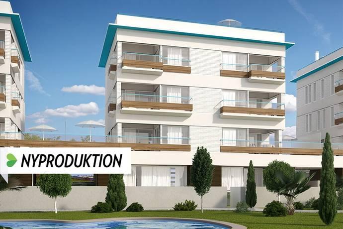 Bild: 3 rum bostadsrätt på Fräscha lägenheter med härlig utsikt, Spanien Torrevieja Söder - Villamartin