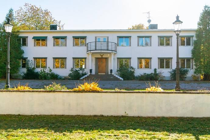 Bild: 11 rum villa på De Marés Väg 10, Västerviks kommun Ankarsrum
