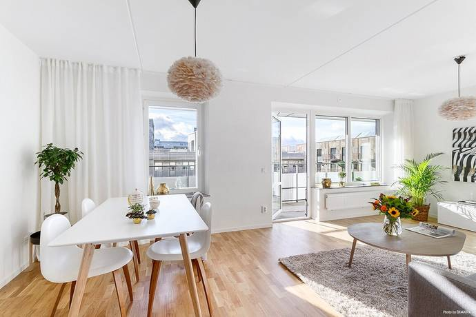 Bild: 2 rum bostadsrätt på Drevergatan 1B, 3 tr, Stockholms kommun Norra Djurgårdsstaden