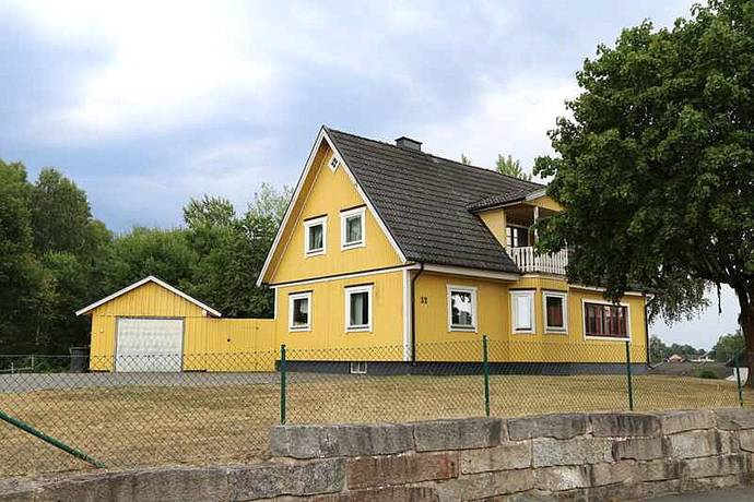 Bild: 7 rum villa på Göingegatan 32, Osby kommun Osby