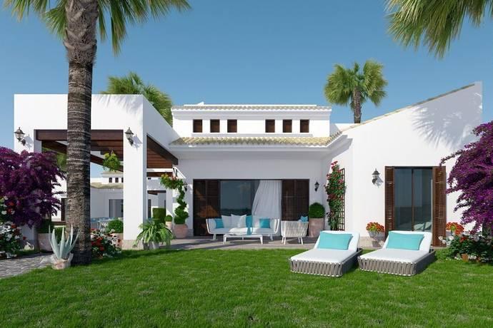 Bild: 4 rum villa på Fristående villa i modern stil vid golfbana, Spanien Villamartin - Costa Blanca