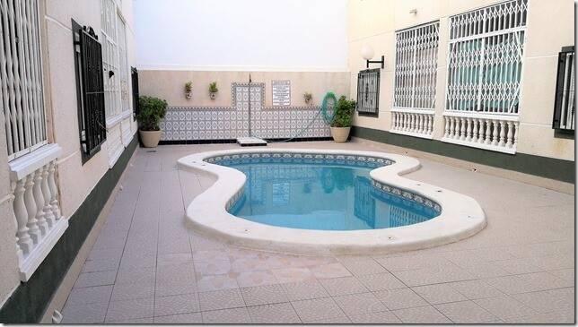 Bild: 3 rum bostadsrätt på Takvåning centralt i Torrevieja, Spanien Costa Blanca Söder