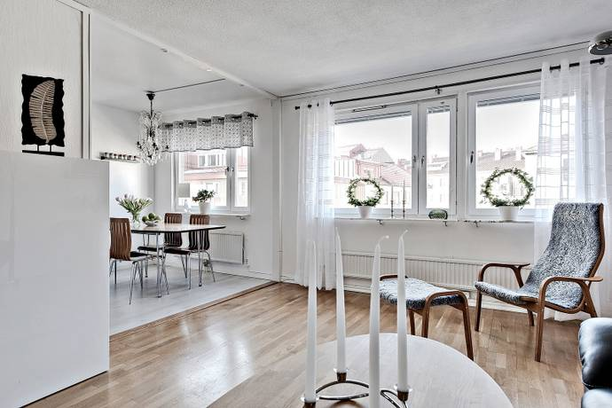 Bild: 3 rum bostadsrätt på Stampgatan 62, Göteborgs kommun Centrum - Stampen