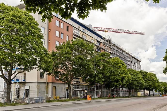 Bild: 2 rum bostadsrätt på Kungsgatan 93E, Uppsala kommun Kungsängen