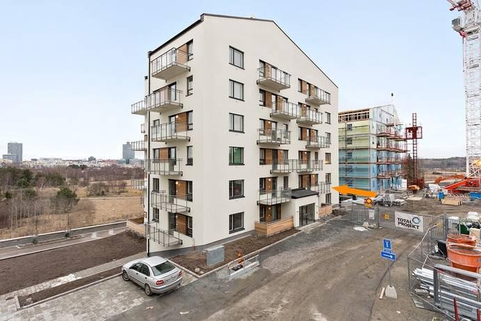Bild: 2 rum bostadsrätt på Almbygatan 6, 1tr, Stockholms kommun Spånga - Rinkeby